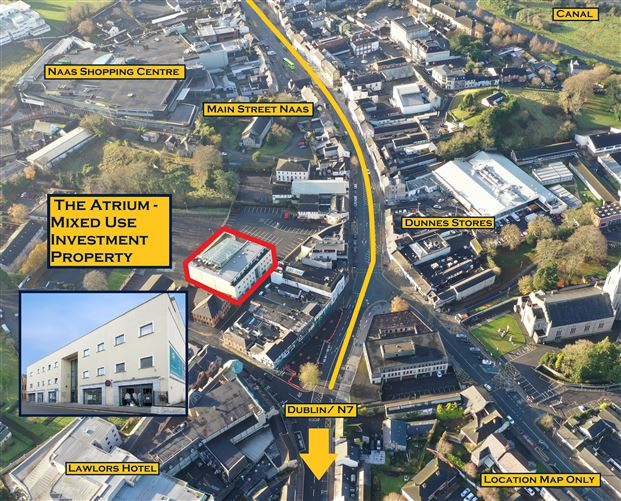Main image for Substantial Mixed-Use, The Atrium, Naas Town Centre, Naas, Kildare