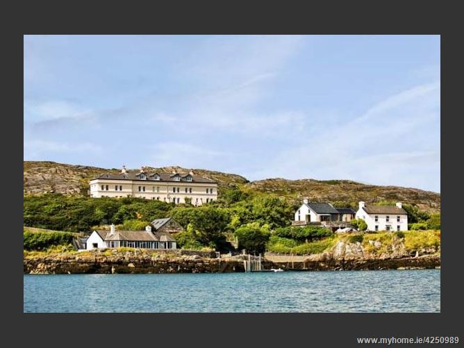 Main image for No. 1 Coast Guard Cottages, Rock Island , Crookhaven, Cork