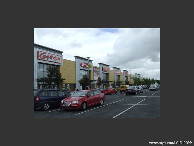 Carlow Retail Park, Carlow Town
