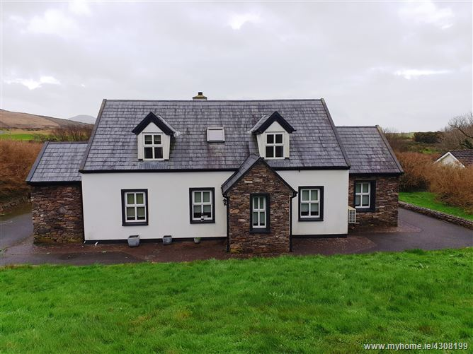 Main image for Ref 814 - Detached House, Ballybrack, Waterville, Kerry