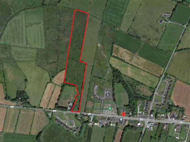 Main image for C. 10.20 Acres of Agricultural Land - Irishtown Village, Irishtown, Mayo
