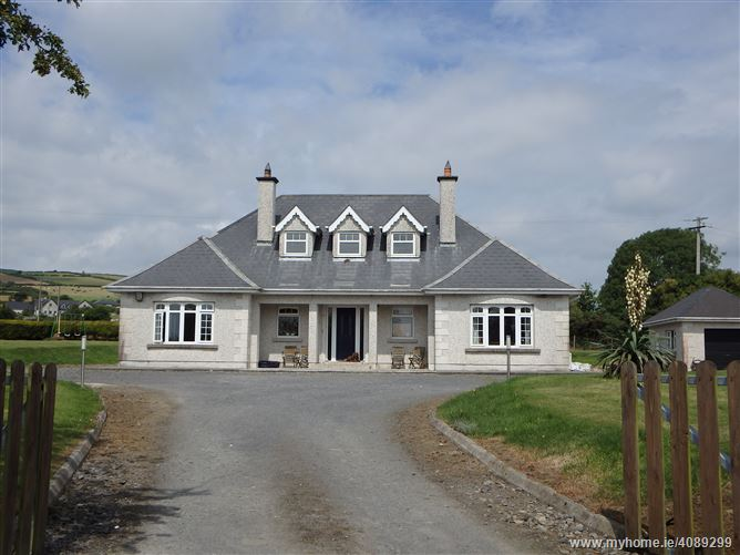 Black Rock House, Mullaunnasmear, Bunclody, Wexford