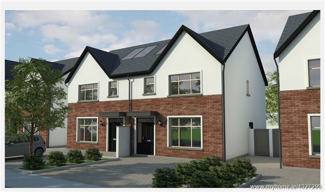 Main image for B2 House Type, 3 bed semi, Janeville, Carrigaline, Cork
