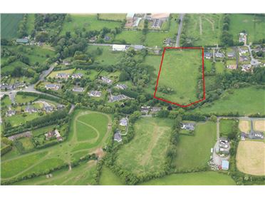 Photo of Residential Development Site, On C. 6.35 Acres/ 2.57 Ha., Zoned RV, Church Road, Rowlestown, Swords, County Dublin