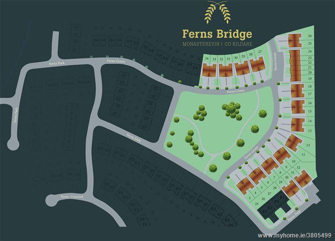 Ferns Green, Ferns Bridge, Monasterevin, Kildare