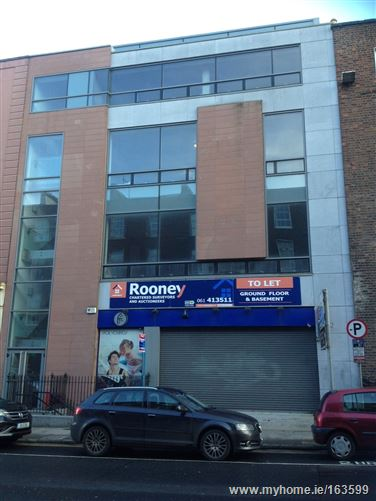 59-60 O'Connell Street - 1st Floor, Limerick City, Limerick