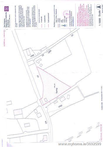 C. 1.087 Ac Site - Bolart, Clara, Offaly
