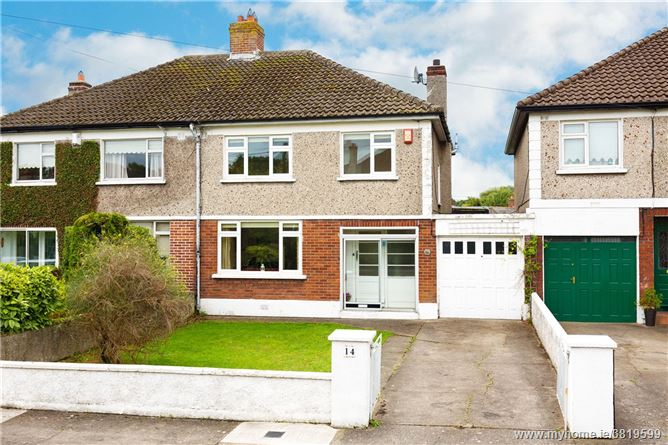 Photo of 14 Springfield Crescent, Templeogue, Dublin 6W