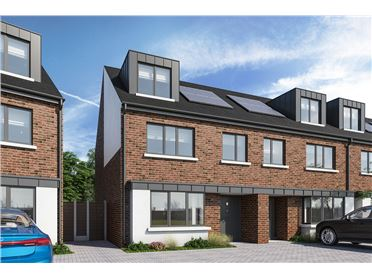 'Bessbrook' - 4 bed family homes - Station Manor, Station Road, Portmarnock, Co. Dublin