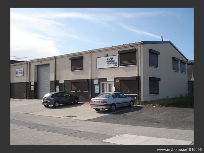 Unit 58 Cookstown Industrial Estate, Tallaght,   Dublin 24