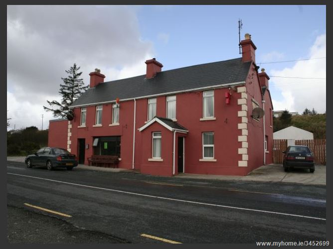 The Railway Inn, Fintown, Glenties, Donegal
