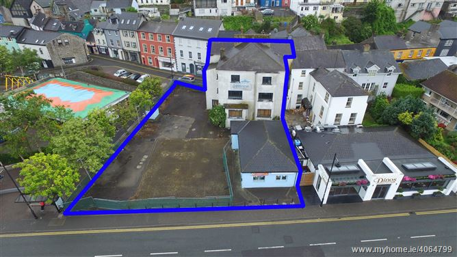 Former Sea View B&B and Site, Main Street, Kinsale, Cork