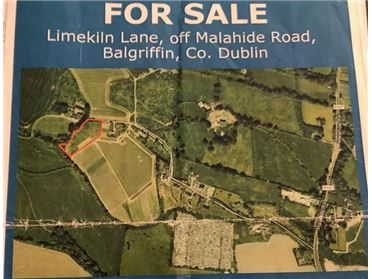 Main image of Site at Limekiln, Balgriffin, Dublin 13
