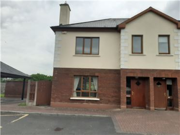 Main image of 9 Carton Court, The Newtown, Moate, Westmeath